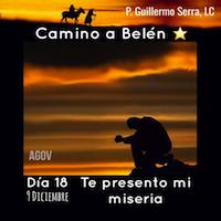 """33 Días camino hacia Belén: Sal de Tú Cielo (Día 18) """"Padre Guillermo Serra, L.C.""""Tú Cielo"""
