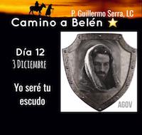 """33 Días . camino hacia Belén: Sal de Tú Cielo """"Día 12"""" (P. Guillermo Serra L.C.)"""