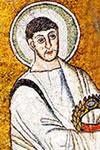 Marino (Mauro) de Parenzo (Porec), Santo