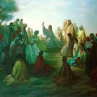 Una misa dominical