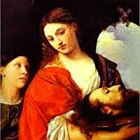 La muerte de Juan  Bautista