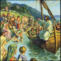 Cuando los poseídos lo veían, gritaban tú eres el hijo de Dios