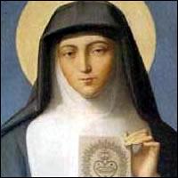 Margarita María de Alacoque, Santa