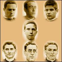 Antonio Arribas Hortigüela y 6 compañeros, Venerables