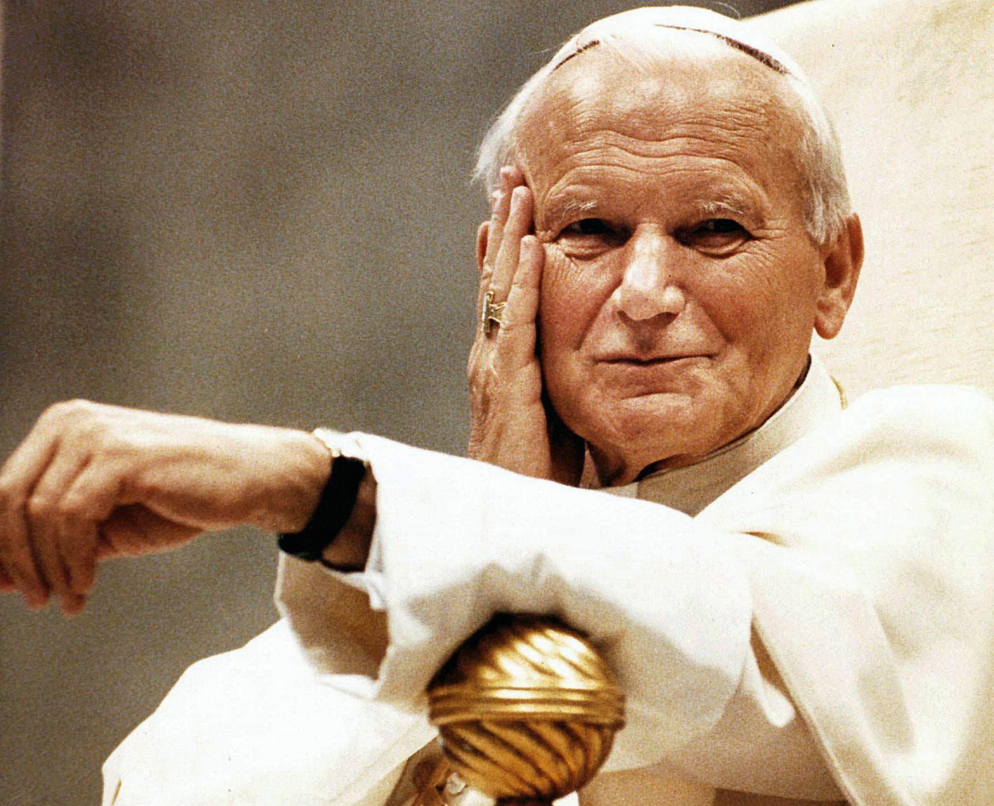 Catholicnet Juan Pablo Ii Y El Valor Del Sufrimiento