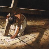 Cristo en la cruz pone todo por nosotros