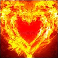 Arder de amor