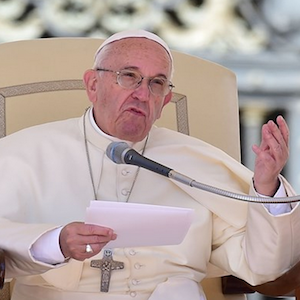 The church needs religious on the streets, says Pope.