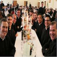 A Seminarian Thanksgiving in Rome