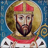 Arnulfo de Metz, Santo