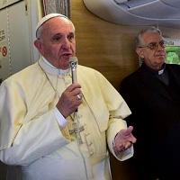 Francisco en Sta. Marta: tener santa vergüenza delante de la ambición