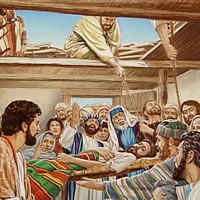 The Paralytic Versus the Pharisee
