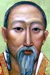 Agustín Zhao Rong, Santo