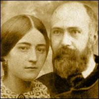 Celia y Luis Martin, Santos