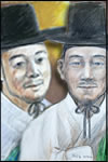 Sabás Ji Hwang y Matías Choe In-gil, Beatos