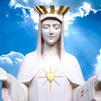 0c8fedd314 Ella fue concebida inmaculada. Ella aceptó plenamente la voluntad de Dios  en su vida. Ella