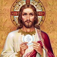Tu presencia en la Eucaristía