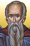 Macario el Viejo, Santo