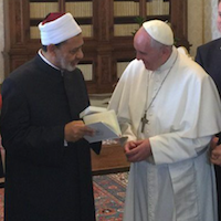 Pope Meets Cairo