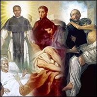 Catholicnet Santos Protectores Intercesores En Las Enfermedades