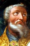 Lucas Casali de Nicosia, Santo