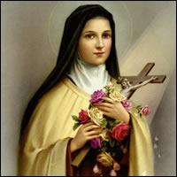 Santa Teresa del Niño Jesús y de la Santa Faz