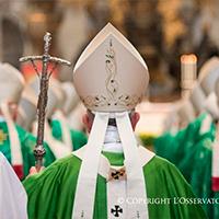 La Iglesia se manifiesta en la Eucaristía