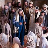 Dejar que Cristo, su Palabra y la Eucaristía, actúen