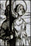 Martires de Alejandría de Egipto, Santos
