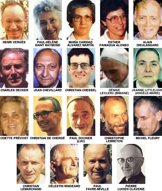 19 Mártires de Argelia