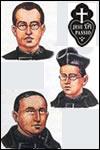 Pedro del Sagrado Corazón Largo Redondo y compañeros, Beatos