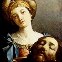 Martirio de San Juan el Bautista