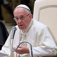 El Papa habla de la verdadera Esperanza Cristiana