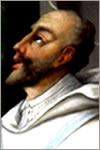 Esteban Harding, Santo
