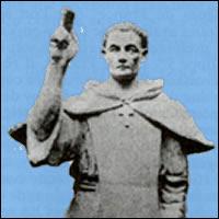 Simón de Crépy, Santo