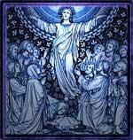 Construyendo un cielo; La Ascensión del Señor