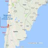 Viaje apostólico a Chile