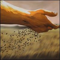 Dios reparte buenas semillas a manos llenas