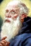Benito de Milán, Santo