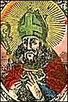 Germán de Man, Santo