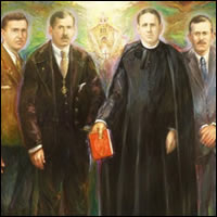 Genaro Fueyo Castañón y compañeros, Beatos