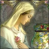 María, siempre humilde y obediente