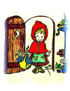 Rerun of Little Red Riding-Hood