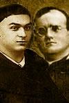 Vicente Pinilla y Manuel Martín Sierra, Beatos