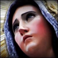 Viernes de Dolores Esa María que vivió todo eso....fue una Madre dolorosa.