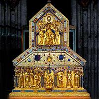 Catholic Net Las Reliquias De Los Reyes Magos
