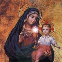 ¿Qué relación hay entre Eucaristía y María Santísima?