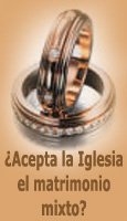 Matrimonio Catolico Y Adventista : Catholic acepta la iglesia el matrimonio mixto