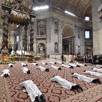 El Papa ordenará nueve sacerdotes para la diócesis de Roma