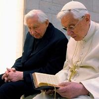 Muere Georg Ratzinger, el hermano del Papa emérito